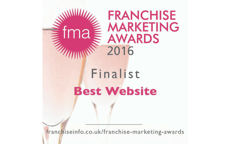 We're Franchise Marketing Awards Finalists