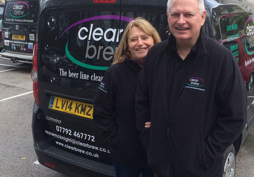 clear-brew-Bromley-beer-line-cleaning